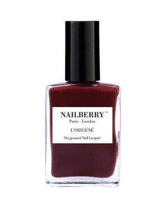 Nailberry Nailberry - L'Oxygéné Dial M for Maroon - 15 ml