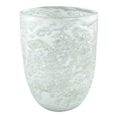 Firawonen.nl Lona white glass vase round l