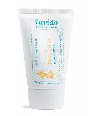 Lavido Lavido - Aromatic Body Lotion - Mandarin Orange & Bergamot - 120 ml