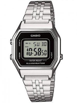 Casio Casio LA680WEA-1EF grijs