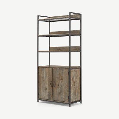 MADE.COM Lomond modulaire boekenkast met opbergruimte