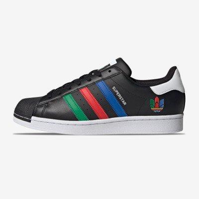 "Adidas Superstar ""Core Black"""