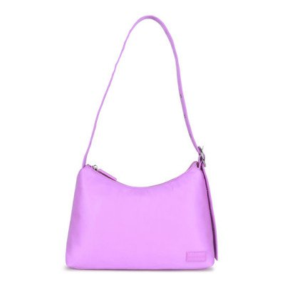 Daniel Silfen Daniel Silfen Shoulder Bag Ulrikke Nylon Light Purple