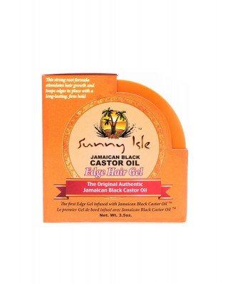 Sunny Isle Sunny Isle Jamaican Black Castor Edge Hair Gel 3.5oz Sunny Isle