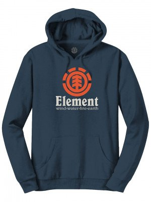 Element Element Vertical Hoodie blauw