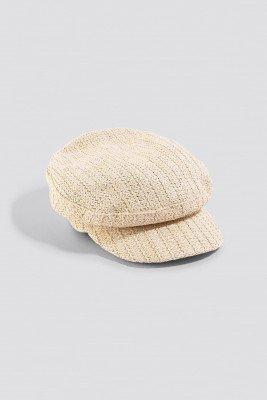 Mango MANGO Capi Hat - Beige