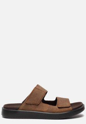 ECCO Ecco Flowt slippers bruin
