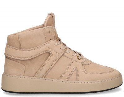 Nubikk Nubikk Jiro Dunk Beige Damessneakers