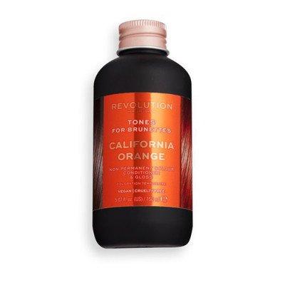 Revolution Hair Revolution Hair Hair Tones For Brunettes California Orange