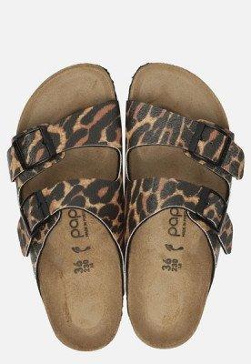 Birkenstock Birkenstock Papillio Arizona slippers luipaard