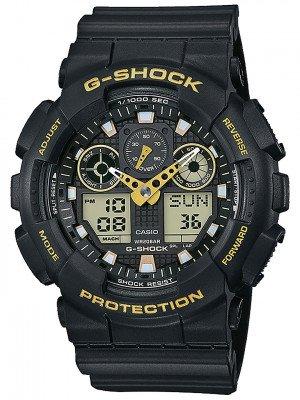 G-SHOCK GA-100GBX-1A9ER zwart