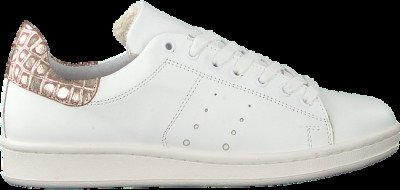 Witte Tango Lage Sneakers Anna