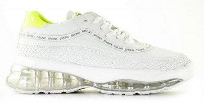 Bronx Bronx Bubbly Neon 66260-JH Damessneakers
