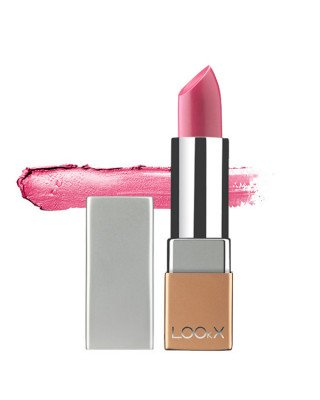 LOOkX LOOkX - Lipstick Rose Flower Pearl - 4 ml