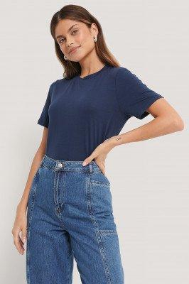 NA-KD Reborn T-Shirt - Blue