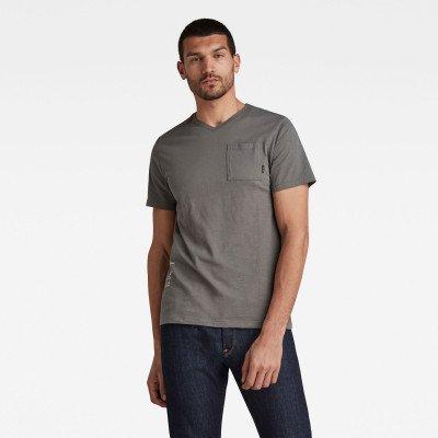 G-Star RAW Cargo Sport T-Shirt - Grijs - Heren