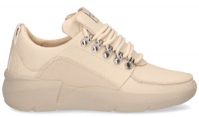 Nubikk Nubikk Roque Royal Beige Damessneakers
