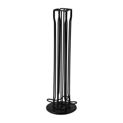 Nespresso® cup toren - zwart - 37.5 cm