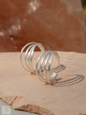 hann jewelry S09 Laura - Sterling Silver one size