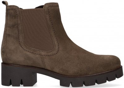 Gabor Taupe Gabor Chelsea Boots 710