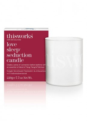 This Works This Works Love Sleep Seduction Candle - geurkaars