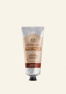 The Body Shop NL Almond Hand & Nail Cream 30 ML