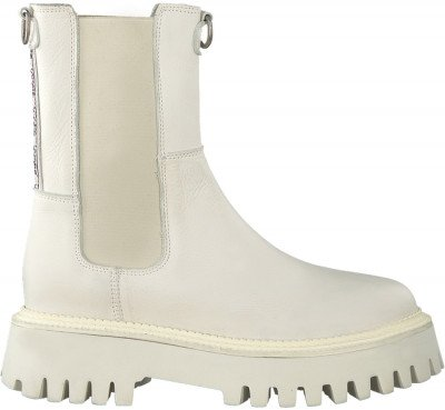 Witte Bronx Chelsea Boots Groov-y 47268