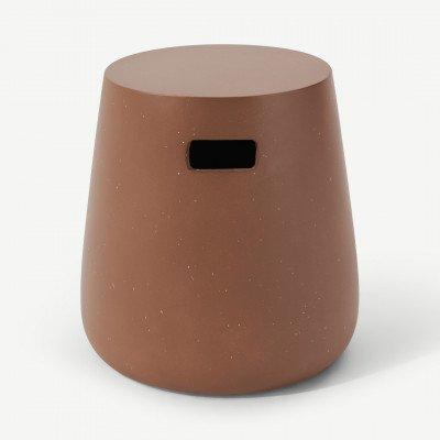 MADE.COM Edson tuinstoel, terracotta