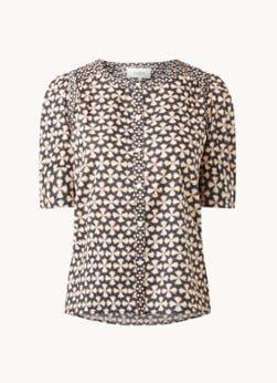 BAenSH ba&sh Colette blouse met bloemenprint