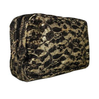 douglas Douglas Make-up boxje kant zwart kosmetiktasche