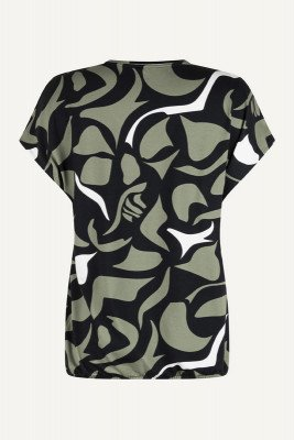 Zoso Zoso Shirt / Top Groen Marleen