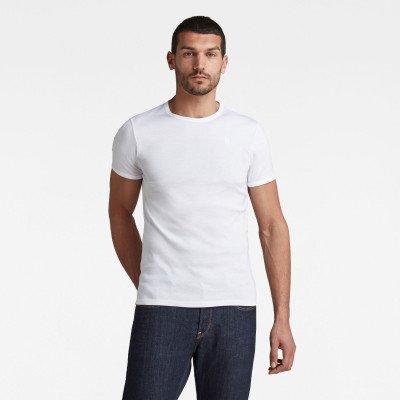 G-Star RAW Base T-Shirt - set van 2 - Meerkleurig - Heren
