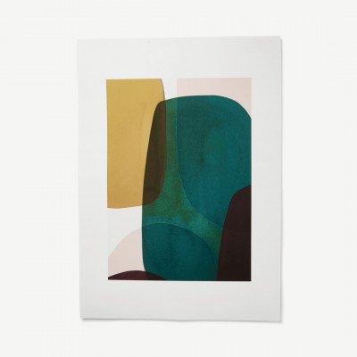 MADE.COM No. 10 door Berit Mogensen Lopez, print, 50 x 70 cm