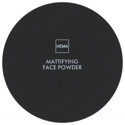 HEMA HEMA Mattifying Face Powder 24 Soft Beige (beige)