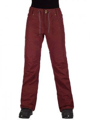DC DC Viva Pants rood