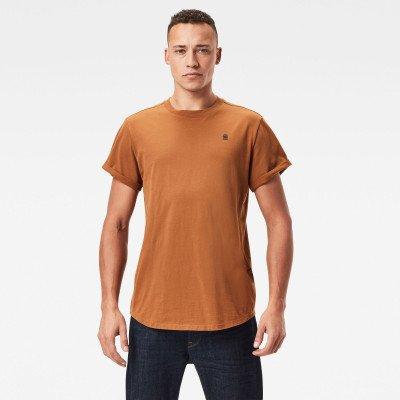 G-Star RAW Lash T-Shirt - Bruin - Heren