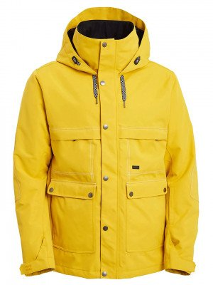 Billabong Billabong Shadow Jacket geel