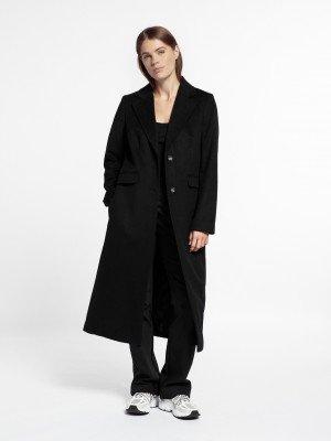 Beaumont Beaumont Wool blazercoat - Black