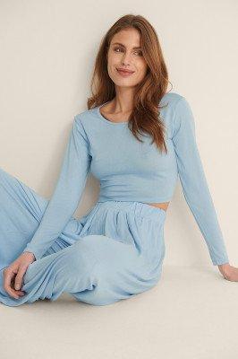 Trendyol Trendyol Loungewear Set - Blue