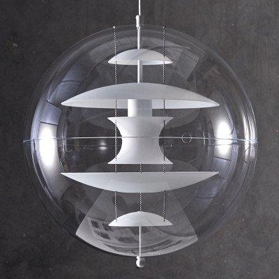 Verpan VERPAN VP Globe Glass hanglamp, 50 cm
