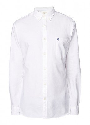 Selected Homme Collect regular fit Oxford overhemd