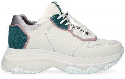 Bronx Witte Bronx Lage Sneakers Baisley