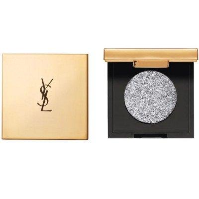 Yves Saint Laurent Nr.2 - Empowered Silver Sequin Crush Mono Oogschaduw 1 g
