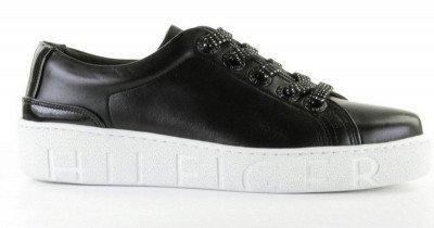 Tommy Hilfiger Tommy Hilfiger FW0FW03343 Zwart Damessneakers