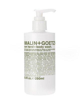 Malin+Goetz Malin+Goetz - Rum Hand + Body Wash - 250 ml