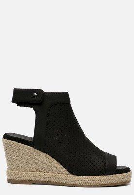 Skechers Skechers Indigo Sky Love Dust sandalen zwart