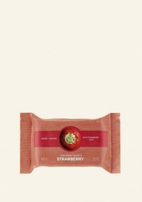 The Body Shop NL Strawberry Soap 100 G