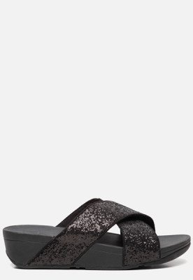 FitFlop FitFlop Lulu Slide slippers zwart