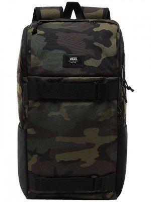 Vans Vans Obstacle Skate Backpack camouflage