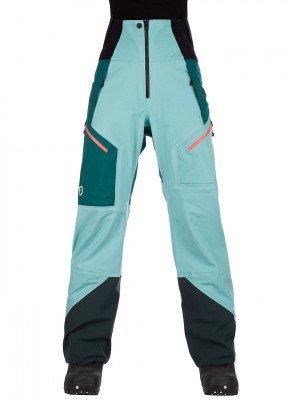 Ortovox Ortovox 3L Guardian Shell Pants blauw